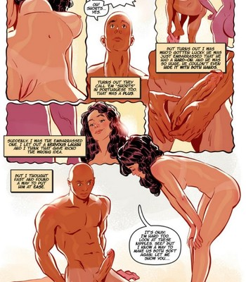 Swinging Island 2 comic porn sex 005