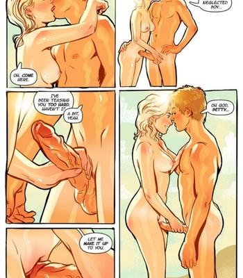 Swinging Island 2 comic porn sex 021