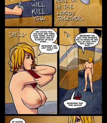 Switch 4 - A Lofty Goal comic porn sex 009