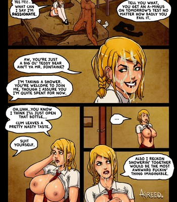 Switch 5 - Predators comic porn sex 009