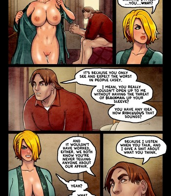 Switch 6 - In The Kitchen comic porn sex 016