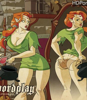 Porn Comics - Swordplay 2