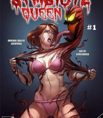 Porn Comics - Symbiote Queen 1