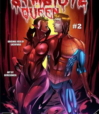 Porn Comics - Symbiote Queen 2