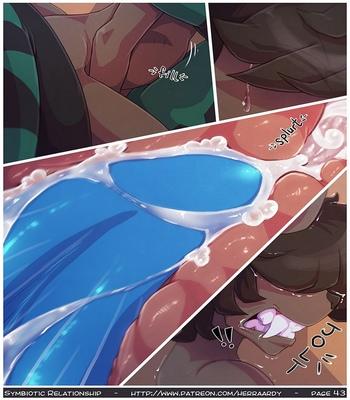 Symbiotic-Relationship 44 free sex comic