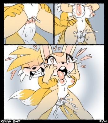 Tails-And-Cream 9 free sex comic
