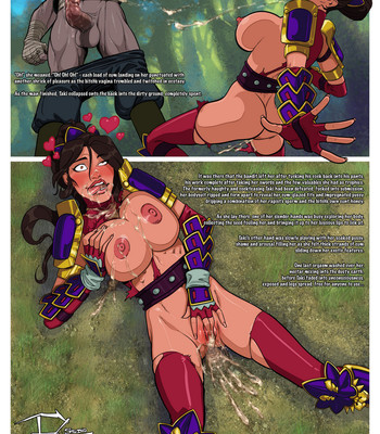 Taki's Demise comic porn sex 004