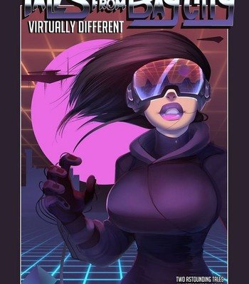 Porn Comics - Tales From Bay City – Virtually Different