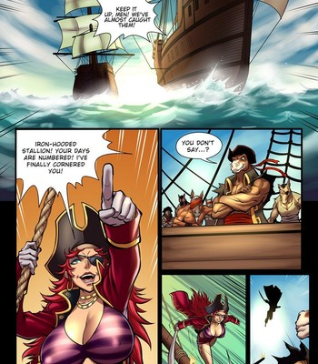 Porn Comics - Tales Of Bal'Rana – Crossed And Boned