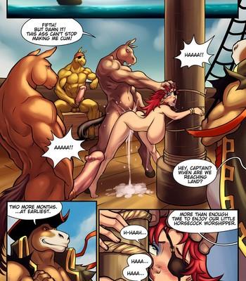 Tales Of Bal'Rana – Crossed And Boned comic porn