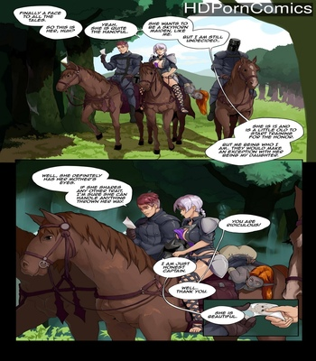 Porn Comics - Tales Of Beatrix – Knight And Mare