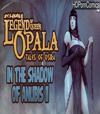 Porn Comics - Tales Of Osira – In The Shadow Of Anubis 2