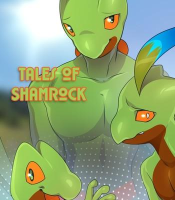 Porn Comics - Tales Of Shamrock