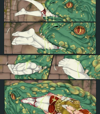 Tales Of The Toad Prince comic porn sex 003