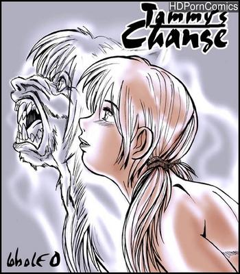 Porn Comics - Tammy's Change