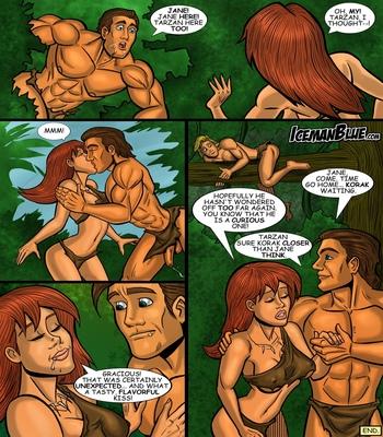 Tarzan 8 free sex comic