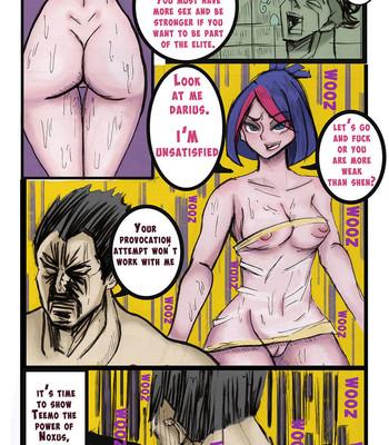 Teemo Oddisey 7 comic porn sex 003