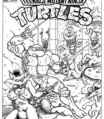 Porn Comics - Teenage Mutant Ninja Turtles