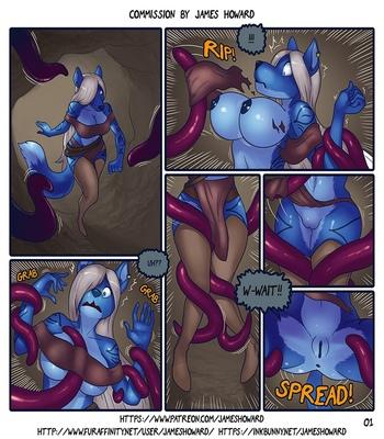 Tentacle-Cave-Furry 2 free sex comic