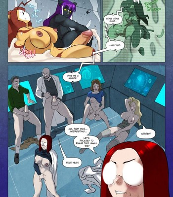 Test Subject 69 1 comic porn sex 016