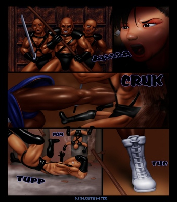 The-5-Tests-Of-Chun-Li 2 free sex comic