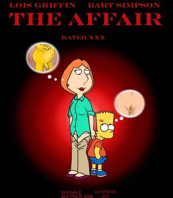 Porn Comics - The Affair