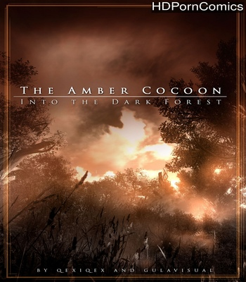 Porn Comics - The Amber Cocoon 1