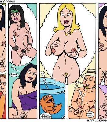 The American Wet Dream comic porn sex 014