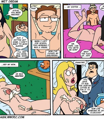 The American Wet Dream comic porn sex 038