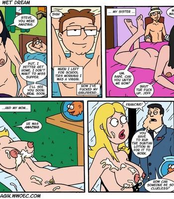 The American Wet Dream comic porn sex 038