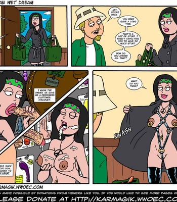 The American Wet Dream comic porn sex 069