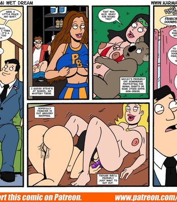 The American Wet Dream comic porn sex 103