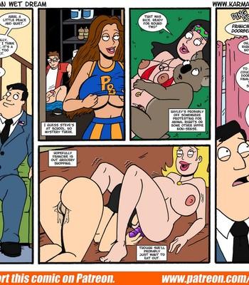 The American Wet Dream comic porn sex 103