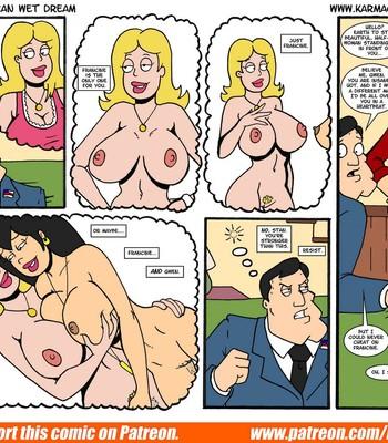 The American Wet Dream comic porn sex 106
