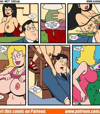 The American Wet Dream comic porn sex 107