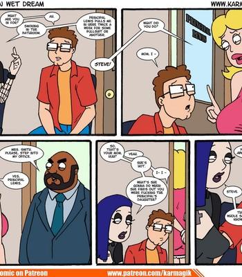 The American Wet Dream comic porn sex 141