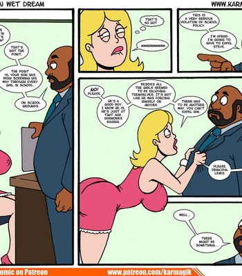 The American Wet Dream comic porn sex 146