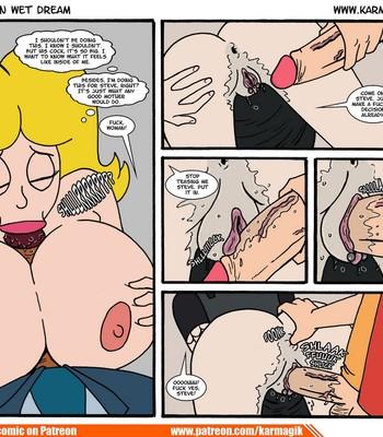 The American Wet Dream comic porn sex 152