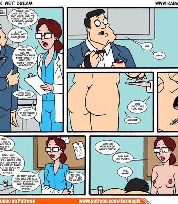 The American Wet Dream comic porn sex 160