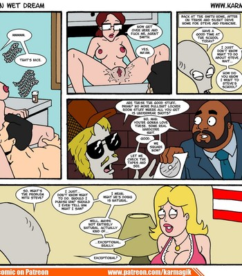 The American Wet Dream comic porn sex 161