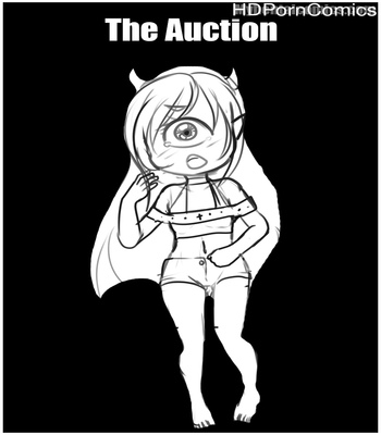 Porn Comics - The Auction