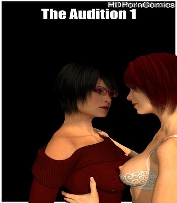 Porn Comics - The Audition 1