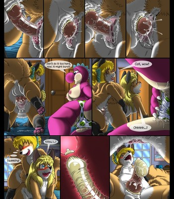 The Babysitter - Remake comic porn sex 016