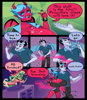 The-BE-Potion 16 free sex comic