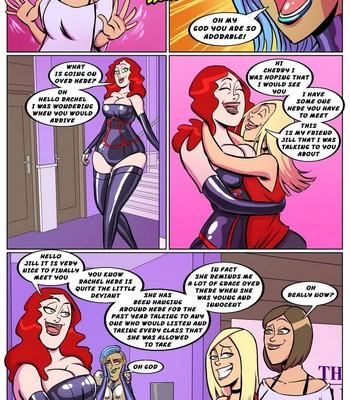 The Best Beginning comic porn sex 003