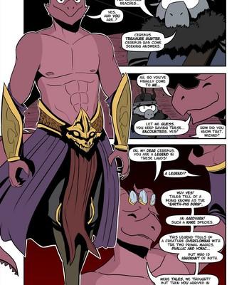 The Black Book Of Cerebus 3 – Earth-Pig Born comic porn sex 002