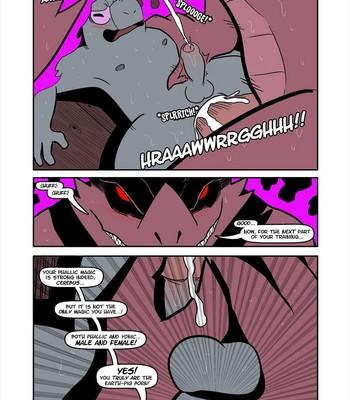 The Black Book Of Cerebus 3 – Earth-Pig Born comic porn sex 008