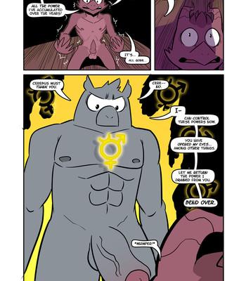 The Black Book Of Cerebus 3 – Earth-Pig Born comic porn sex 010
