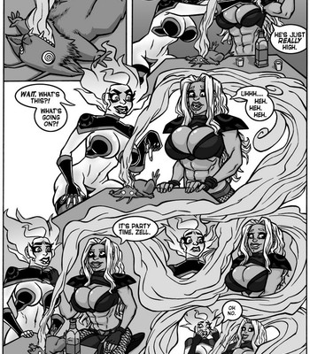 The Black Comet Pirates – Lit comic porn sex 012