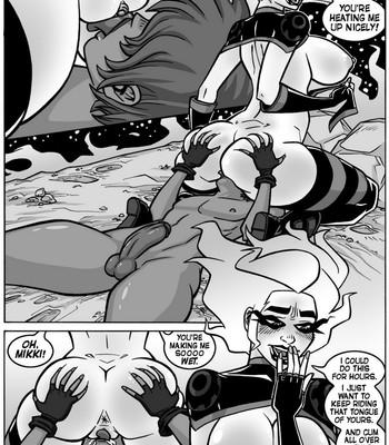 The Black Comet Pirates – Lit comic porn sex 023